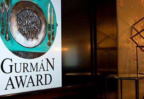 Hubert na Gurman Award 2011