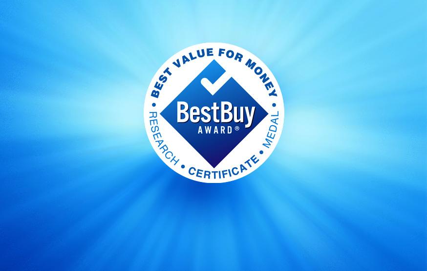 Hubert získal exkluzívne ocenenie Best Buy Award