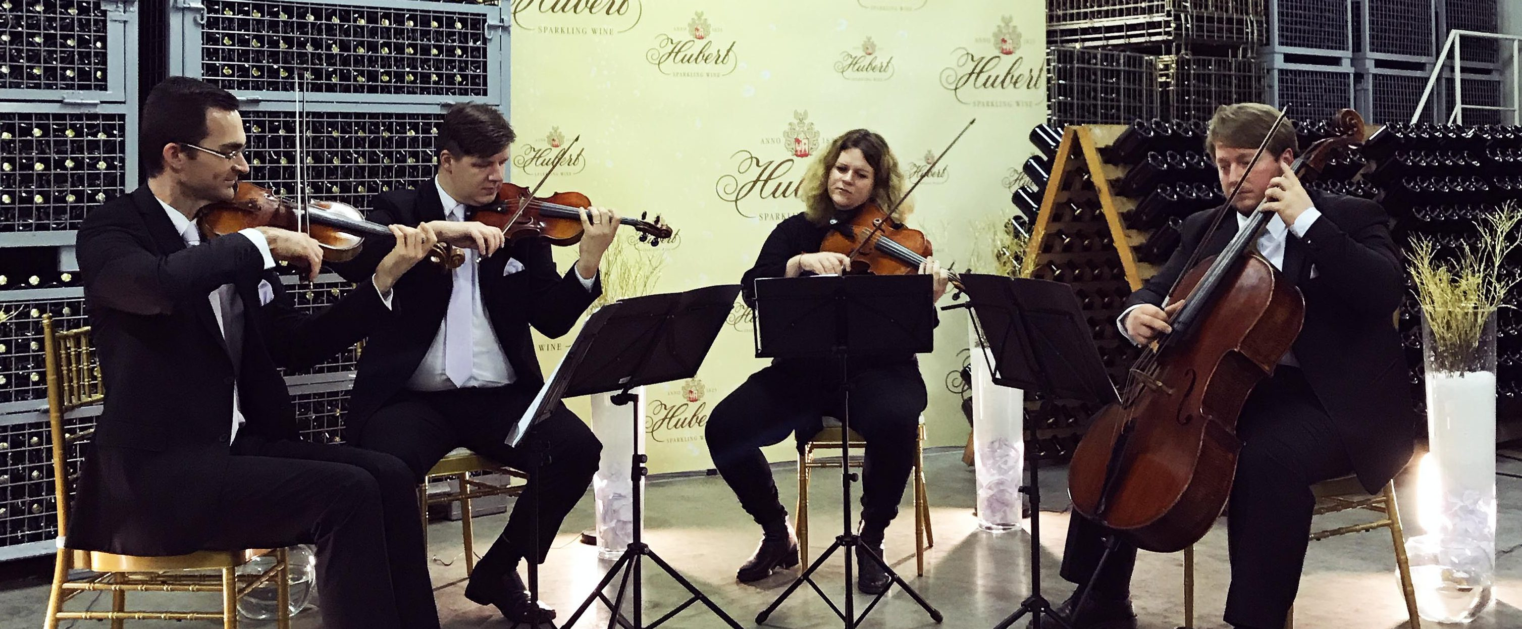 V sídle Hubertu odznel koncert kvasinkám