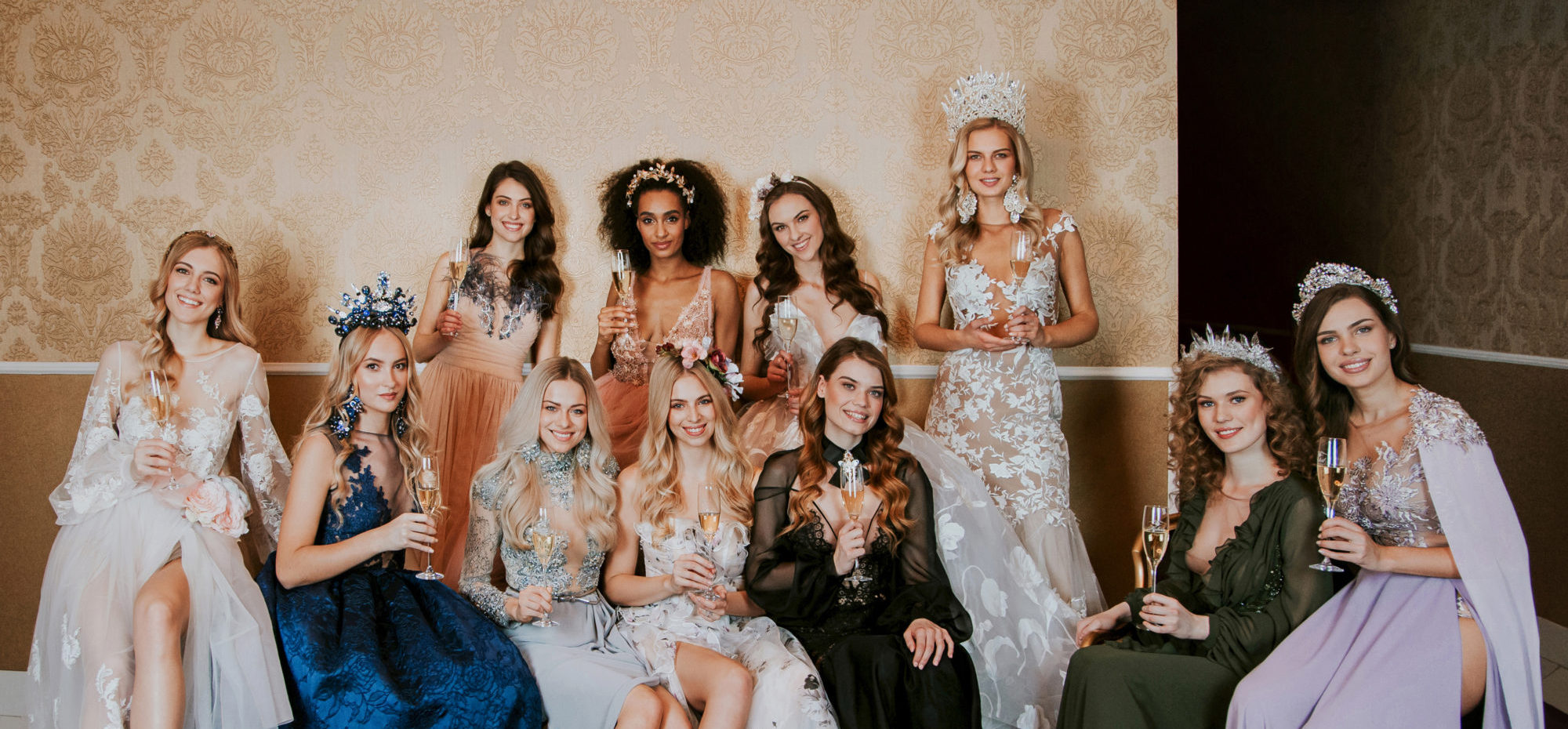 Finalistky MISS SLOVENSKO 2018 sizasúťažili pred finále unás vHuberte